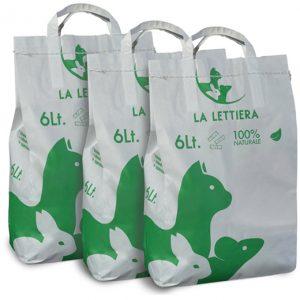 LaLettiera 3 Sacchi (18 L)