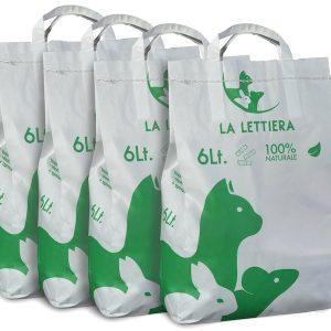LaLettiera 4 Sacchi (24L)