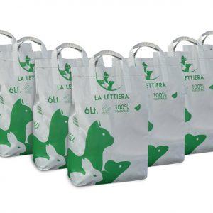 LaLettiera 7 Sacchi (42 L) – SUPER OFFERTA !!!