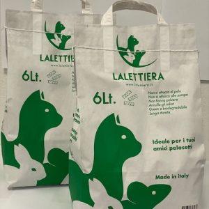 LaLettiera 2 Sacchi (12 L)